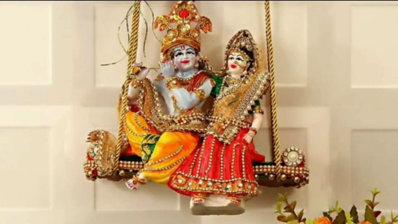 Shri krishna govind hara murari status || Lyrical status || Good morning Status || Radha Creations