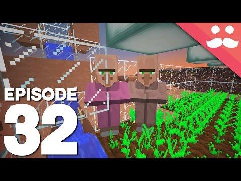 Hermitcraft 4: Episode 32 - Villager...