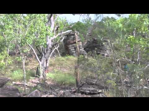 Lost City Is 4WD Access In Litchfield National Park In Northern Territory