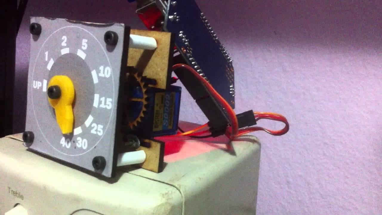 Ngx flap gauge arduino fsx link fs youtube