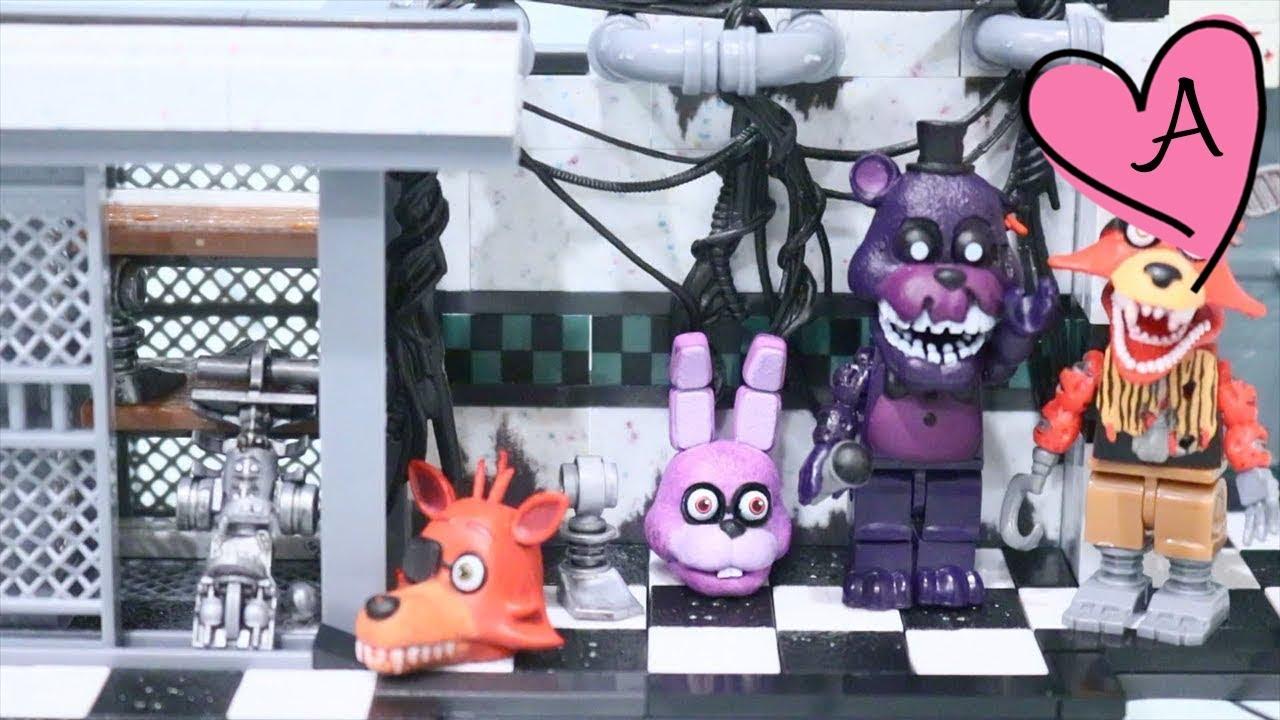 Scary Stories Freddy Demo Roblox - Juegos Como Lego De Five Nights At Freddys Juguetes Con Andre