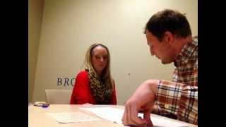 Dysarthria Profile - Steven Salyard - Motor Speech Disorders