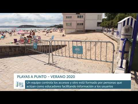 Playas a Punto - Santander Verano 2020