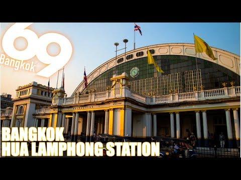 Hua Lamphong Station / Bangkok