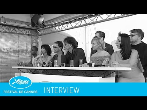 Jury -interview- (en) Cannes 2015
