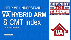 Help Understanding the VA Hybrid ARM Loan and CMT Index
