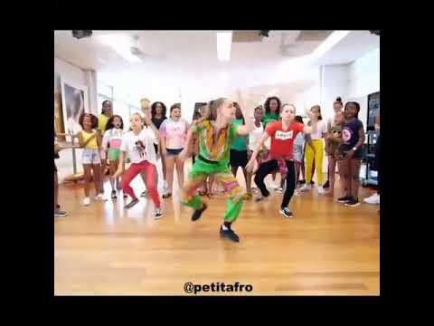 AFRO DANCE- challenge