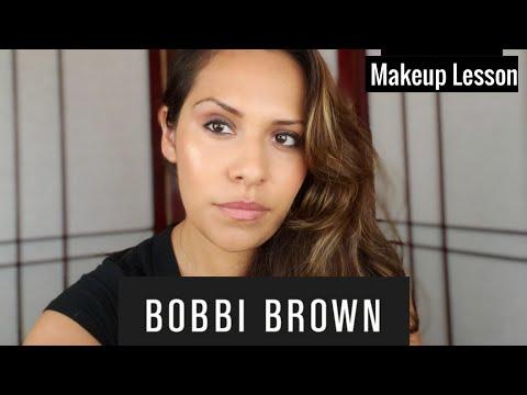 Bobbi Brown Cosmetics (Full Face) & Makeup Lesson thumbnail