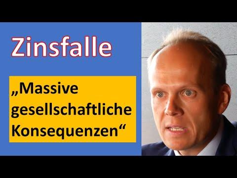 Ronald Stöferle: Euro und Zinsen spalten uns