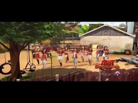 Adit dan Sopo Jarwo feat Cherrybelle - Brand New Day - MNCTV