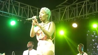 Feli Nuna - Performance @ Bottles & Bands 2016 | GhanaMusic.com Video