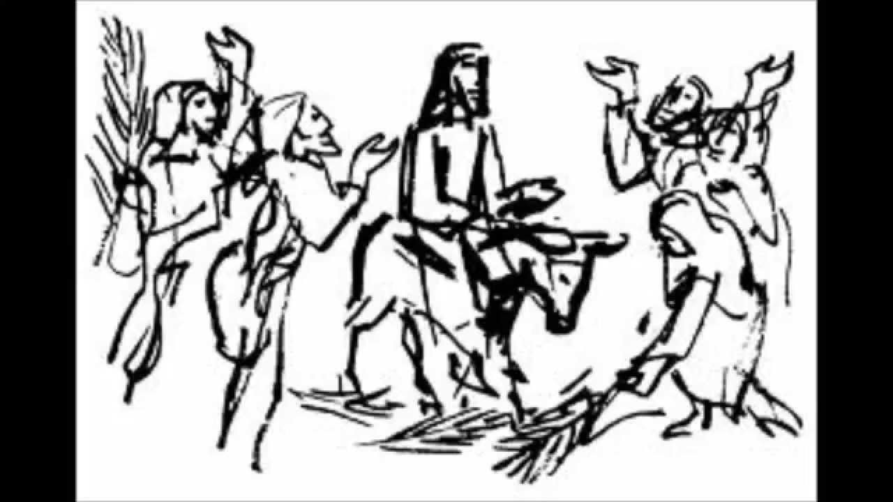 Jesus Comes to Jerusalem as King  YouTube