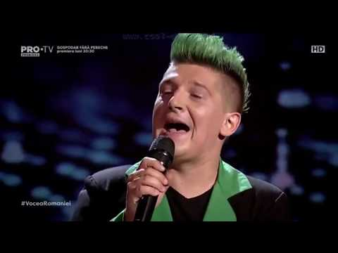 Vocea Romaniei 2017 Mano Raduly Botond - In My Defence (by Freddie Mercury)