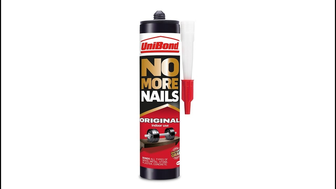 No More Nails Review, why you don\'t need a nail gun - YouTube
