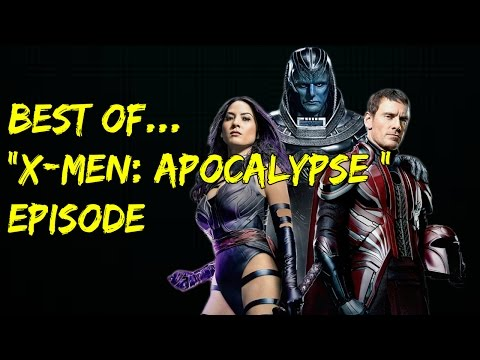 "The ""X-Men: Apocalypse Movie Review"" Clip – Action Scenes"