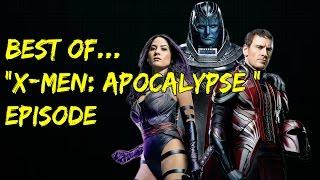 "The ""X-Men: Apocalypse Movie Review"" Clip – Action Scenes"