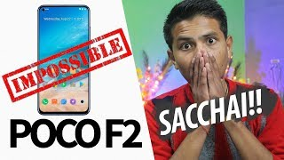 The Reality of POCO F2 -You Should Know this About Poco F2 - Expectations from POCO F2 -Mr.V
