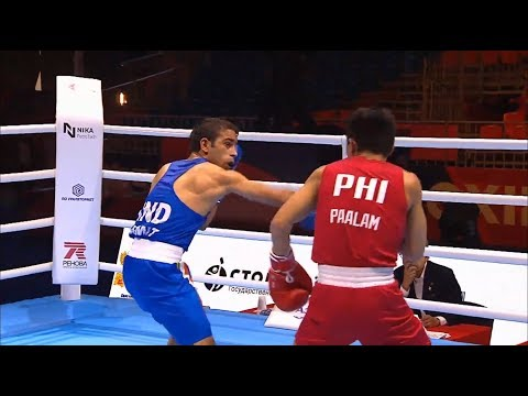 Quarterfinals (52kg) PAALAM