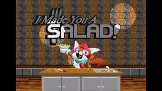 I made you a Salad (Genesis) - Walkthrough