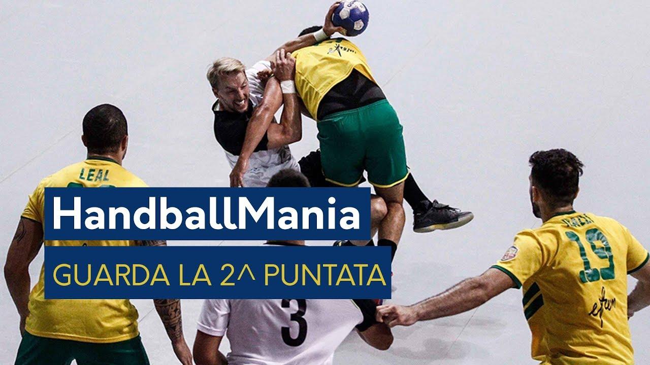 HandballMania - 2^ puntata [13 settembre]