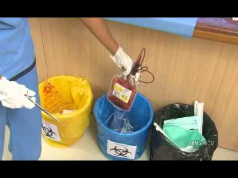 Biomedical Waste Disposal 2013 Youtube