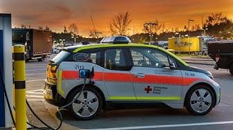 [VORSTELLUNG] Elektro-Fahrzeug BMW i3 für den HVO-Einsatz