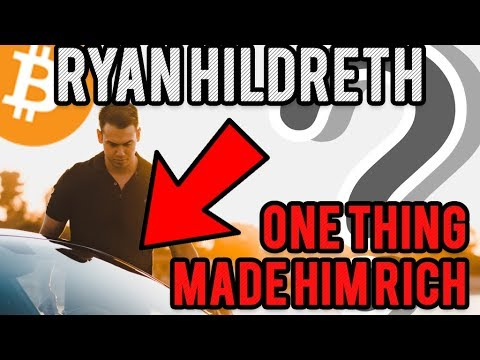 The REAL TRUTH Why Ryan Hildreth Is A Millionaire - Crypto?