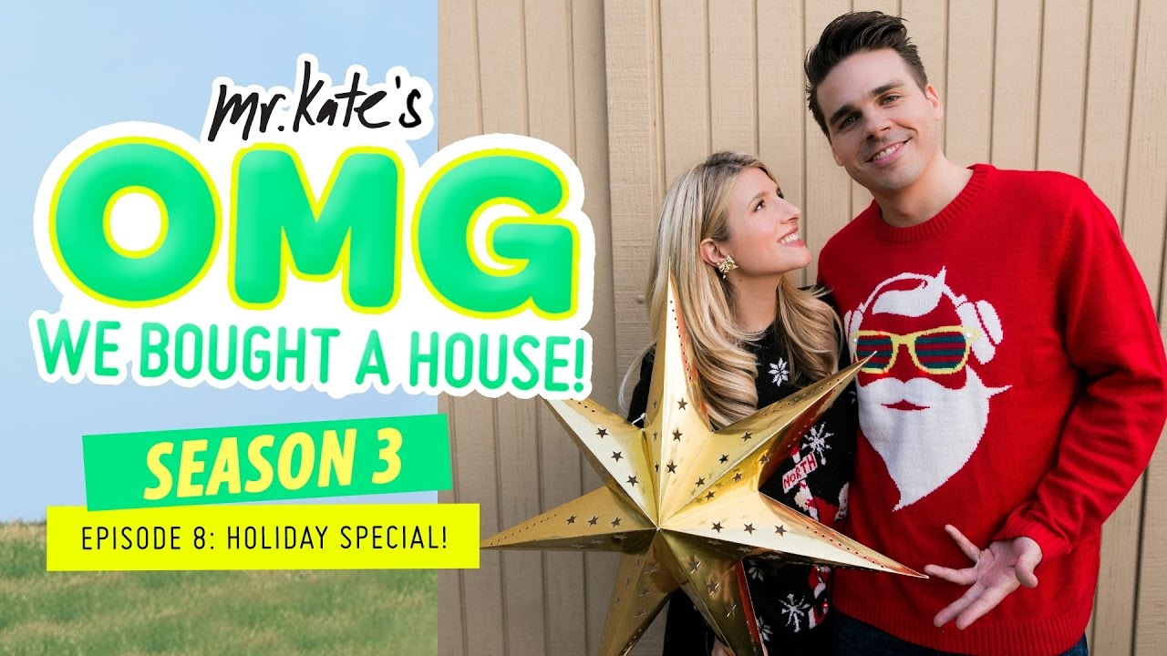 Holiday Special | OMG We Bought A House!