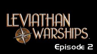 Leviathan Warships: Co-op campaign with Azmeria (Episode 2)