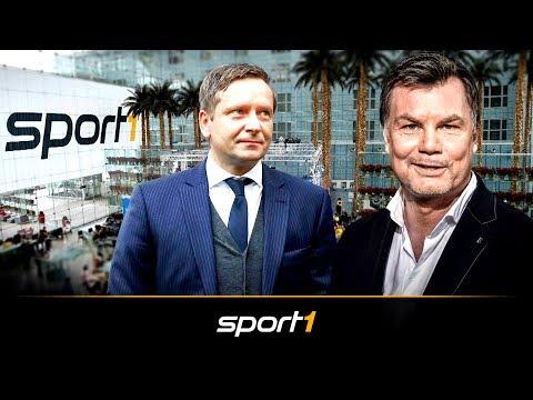 Ganze Folge CHECK24 Doppelpass mit Horst Heldt | SPORT1 - CHECK24 Doppelpass