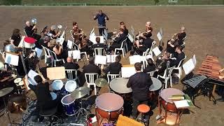 2019 06 Musicdays Hulst - Fanfare Weldoen door Vermaak Clinge