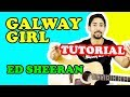LEZIONI DI 🎸 CHITARRA + LOOP STATION: GALWAY GIRL - ED SHEERAN (ACCORDI E TUTORIAL) video & mp3