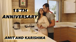 Our 15'th Marriage anniversary ❤️