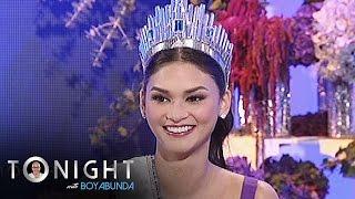 TWBA: What prizes did Pia Wurtzbach receive when she won Miss Universe 2015?