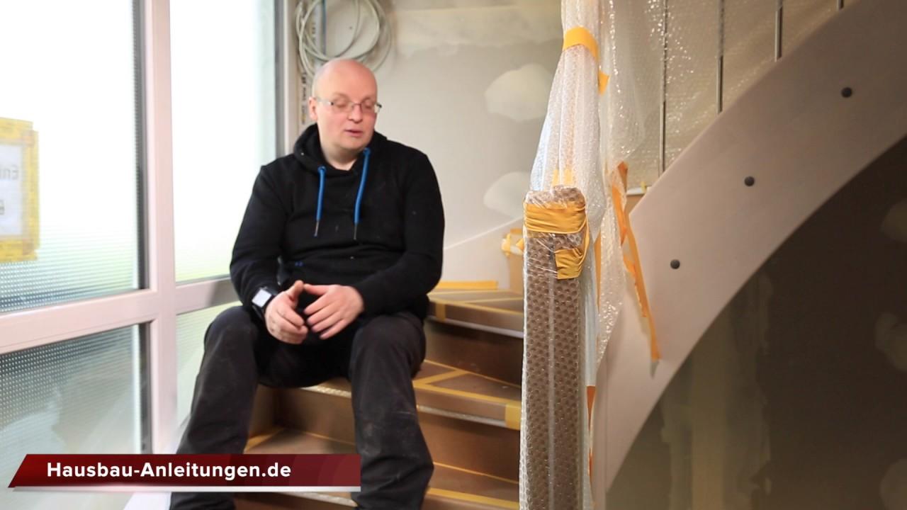 Treppe Von Treppenbau Schon Und Massa Haus Youtube