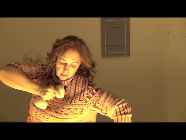 Instruments des Passions, impro Judith Kazmierczack
