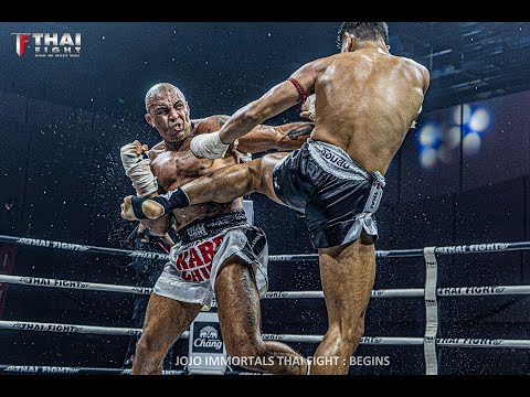 Phuket Thai fight Ali muaythai gym 4k