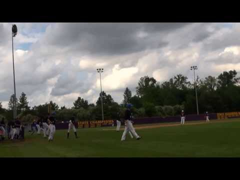 Battle Ground Academy vs Christian Brothers School - BASEBALL