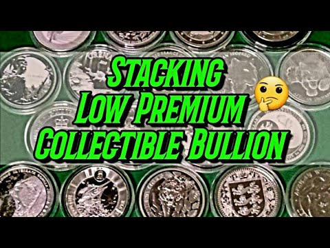 Stacking Low-Premium Collectible Government Silver Bullion   Is It Still Worth It?