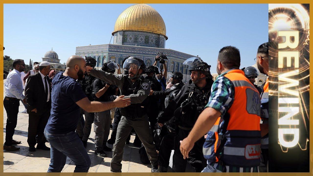 AlJazeera English:Holy Land Grab: The Battle for Jerusalem | Rewind