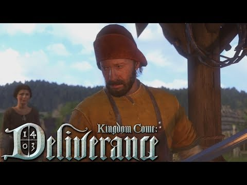 Throw That Dung!   Kingdom Come Deliverance