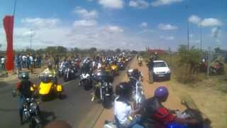 Prayer to all SA bikers Ntate Tshepo Tsola/ Pastor Pony