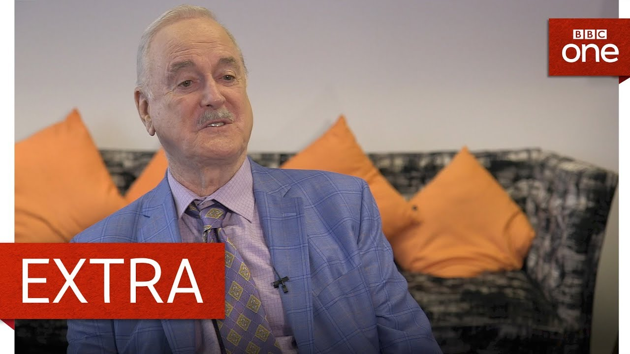 Interview with Alison Steadman and John Cleese - Hold the Sunset - BBC One