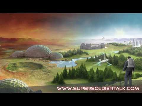 Super Soldier Talk  Elena – Secret Space Programs