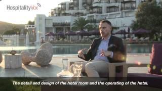 Le service individuel dans l'hôtellerie de luxe ? William Latour, GM, Kempinski Bodrum