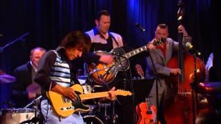 Jeff Beck - The Train It Kept a Rollin [feat. Darrel Higham]