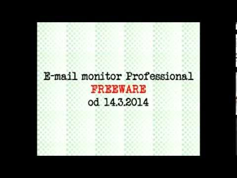 E-mail monitor Professional