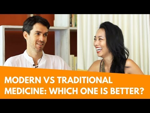 Modern Allopathic vs. Alternative Holistic Medicine: Which One Is Better?
