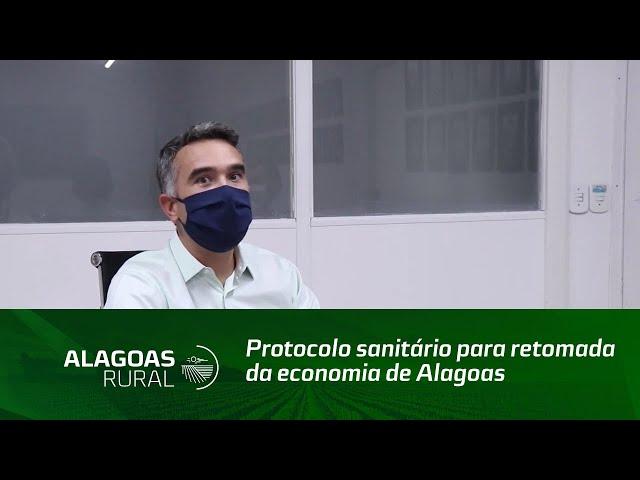 SEDETUR fala sobre protocolo sanitário para retomada da economia de Alagoas