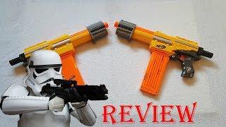 [REVIEW] รีวิวปืนเนิร์ฟ Nerf N-strike alpha trooper (เกี่ยวอะไร Stromtrooper)